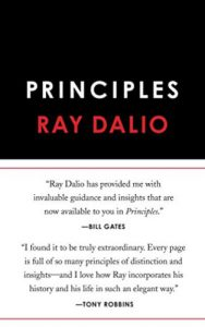 Principles: Life and Work, by Ray Dalio